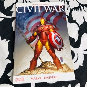 5 for $25| Civil War: Marvel Universe Paperback